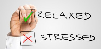 Relaxed stress
