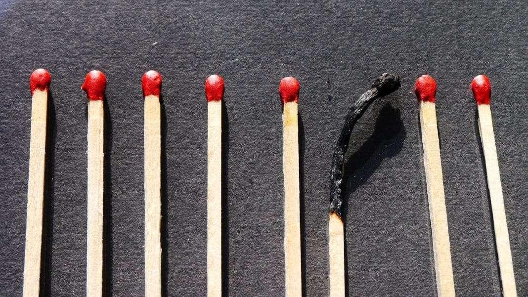 BurnoutOverspannenDepressie