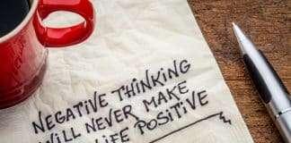 Niet meer negatief denken