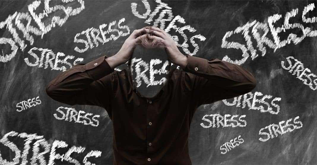 Veel voorkomende lichamelijk stress symptomen