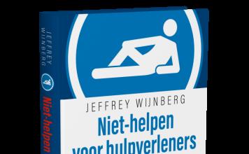 Boek - niet helpen vor hulpverleners